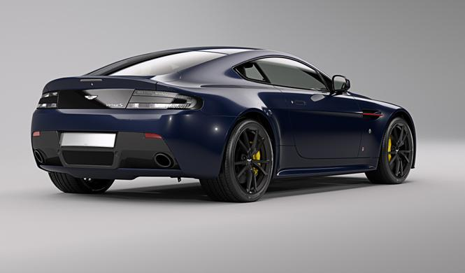 Aston Martin Vantage Red Bull Racing Edition zaga