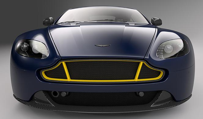 Aston Martin Vantage Red Bull Racing Edition morro