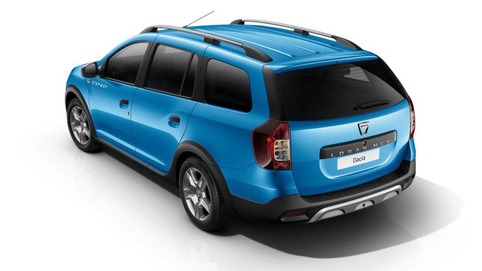 Dacia Logan MCV Stepway culo