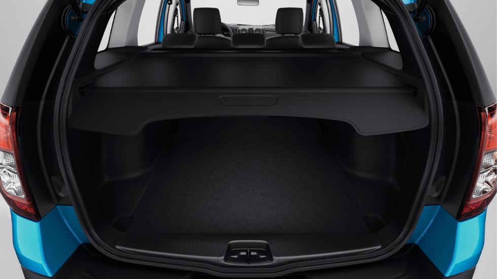 Dacia Logan MCV Stepway maletero