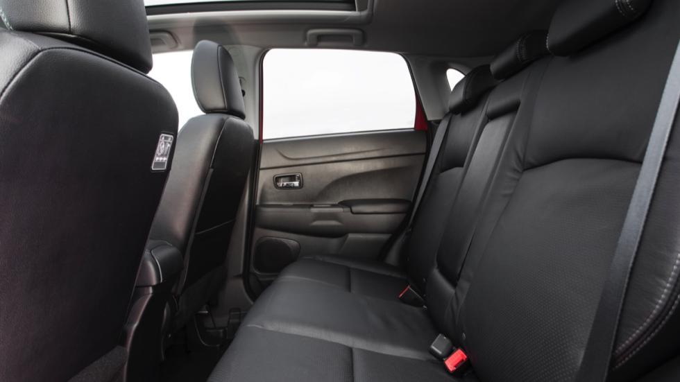 Mitsubishi ASX 2017 asientos