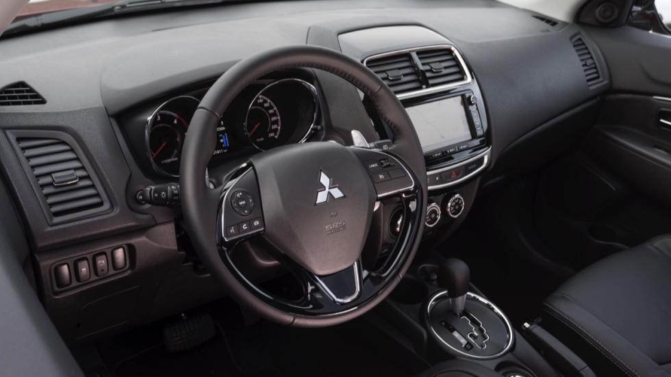Mitsubishi ASX 2017 salpicadero