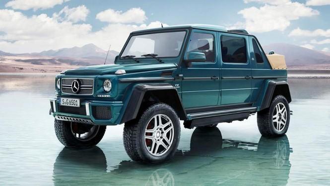 Mercedes Salón de Ginebra