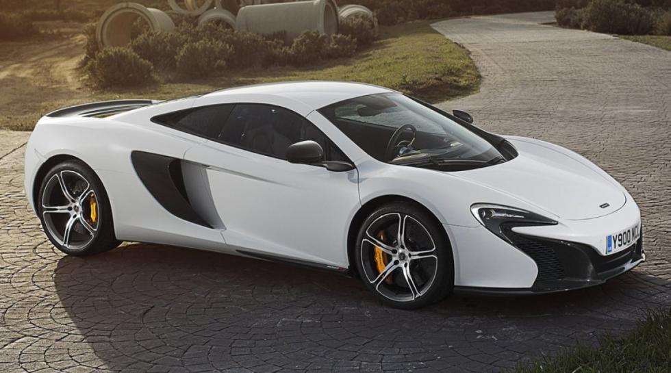 1: McLaren 650S 0-200 km/h: 8,2 s.