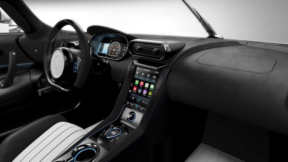 Koenigsegg Regera Carbono