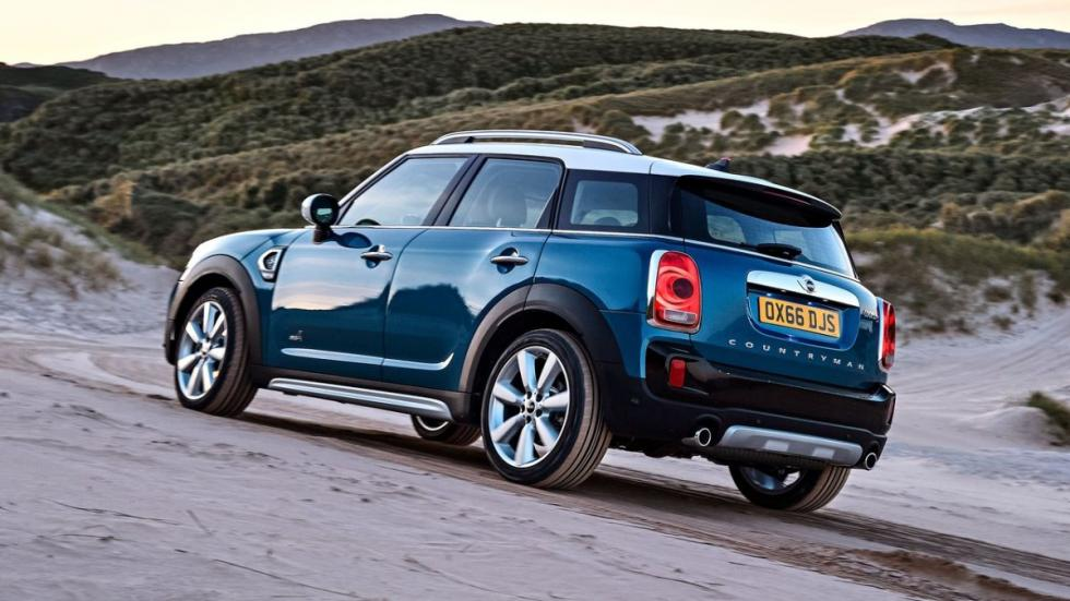 Cinco virtudes y un defecto Mini Countryman 2017