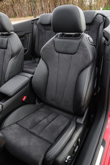 Audi S5 Cabrio 2017