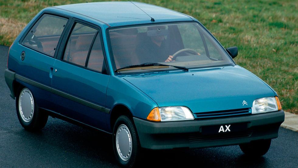 Citroën AX (IV)