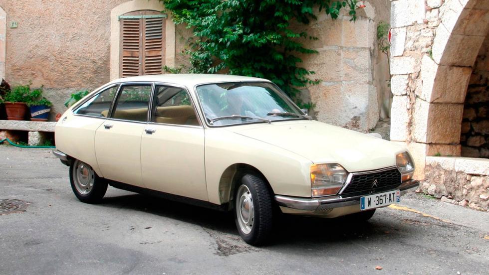 Citroën GS (IV)