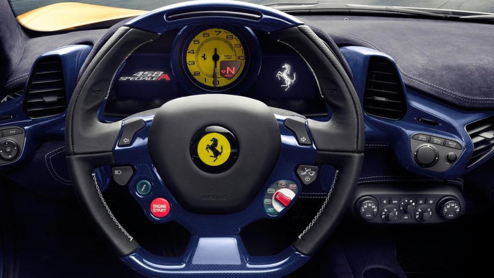 Coches de segunda mano: Ferrari 458 Speciale A (II)