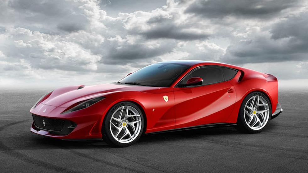 Ferrari 812 Superfast deportivo salon ginebra superdeportivo