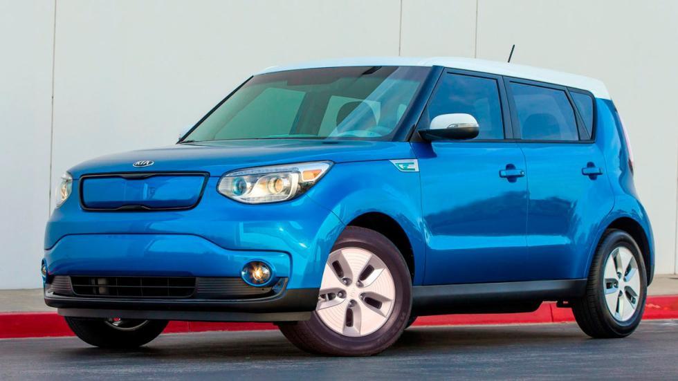 Kia Soul EV ventas enero España