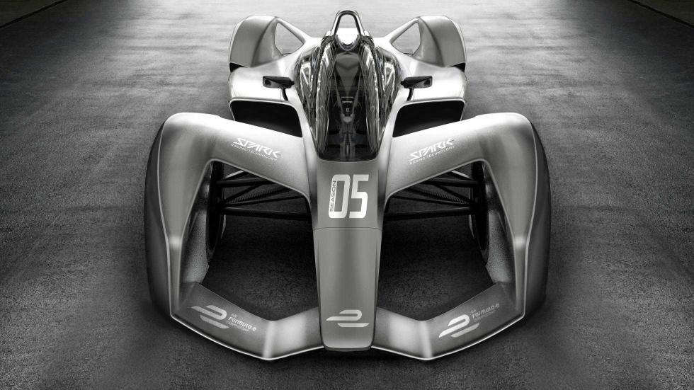 Nuevos coches de la Formula E