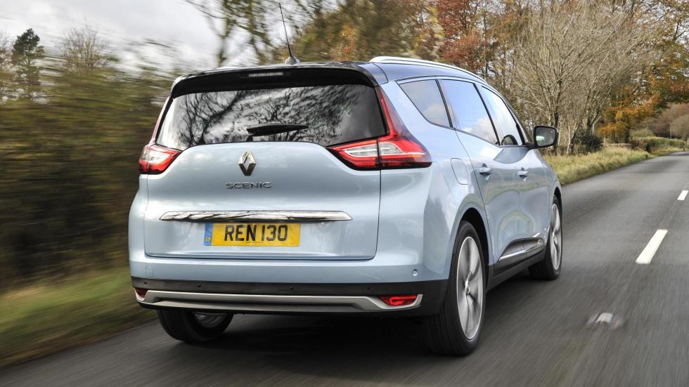 Prueba Renault Grand Scénic (III)