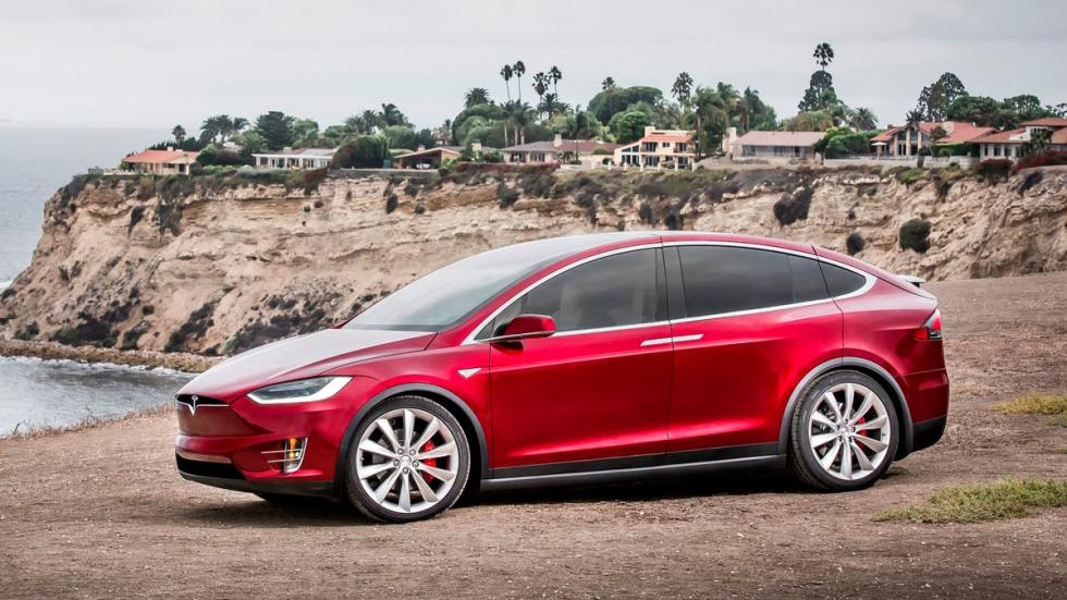 Tesla Model X ventas enero España