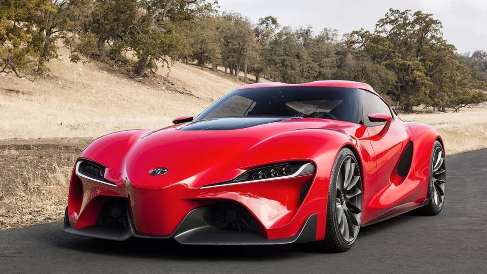 Toyota FT-1, ¿el futuro Supra?