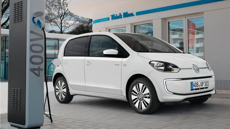 Volkswagen e-UP! ventas enero España