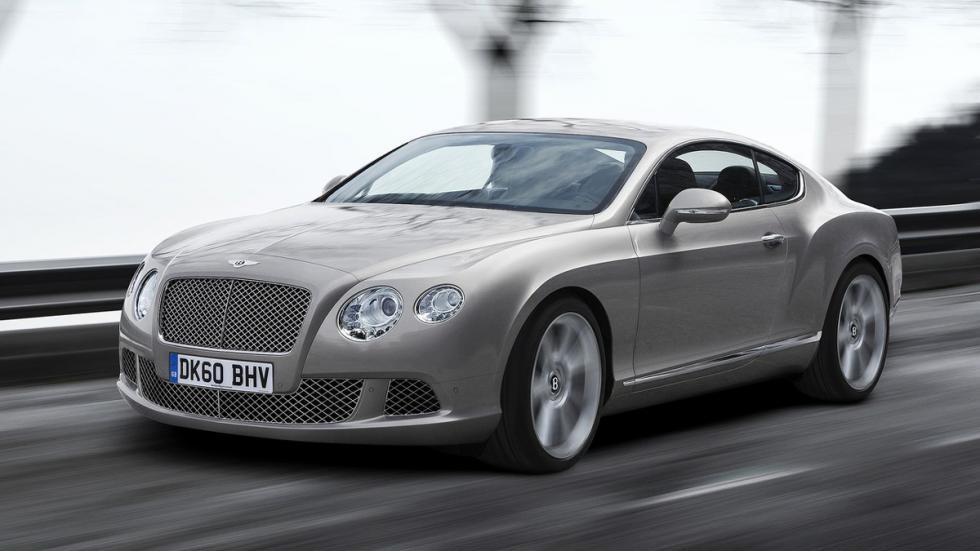 10 deportivos transformados pick-up Bentley Continental GT original