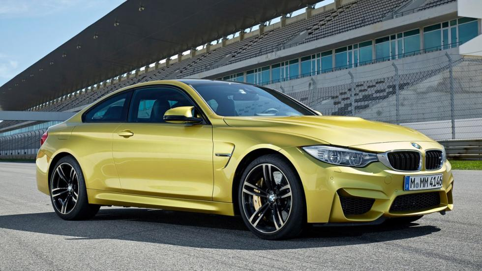 10 deportivos transformados pick-up BMW M4 Coupé original