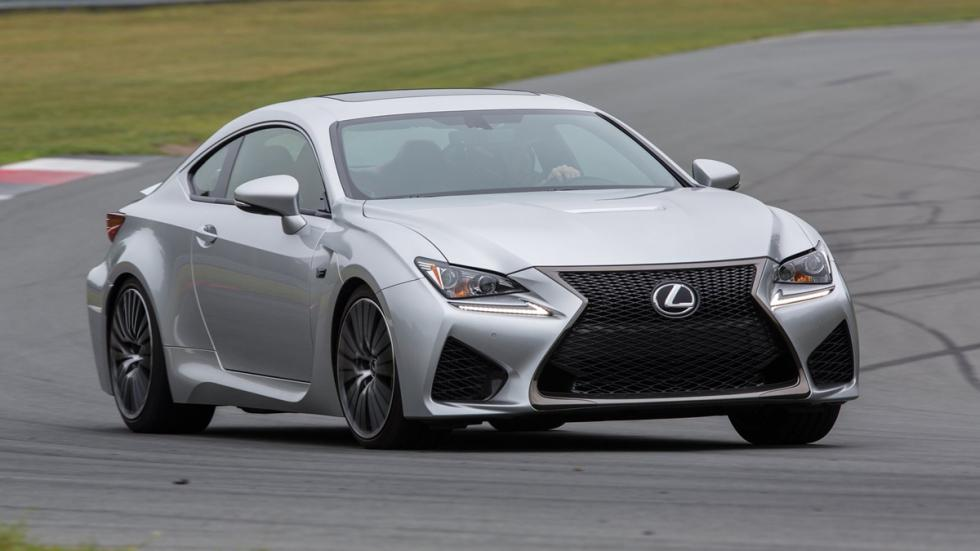 10 deportivos transformados pick-up Lexus RC original