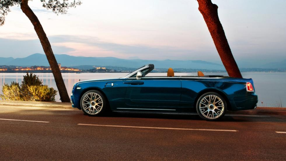 Rolls-Royce Dawn Mansory
