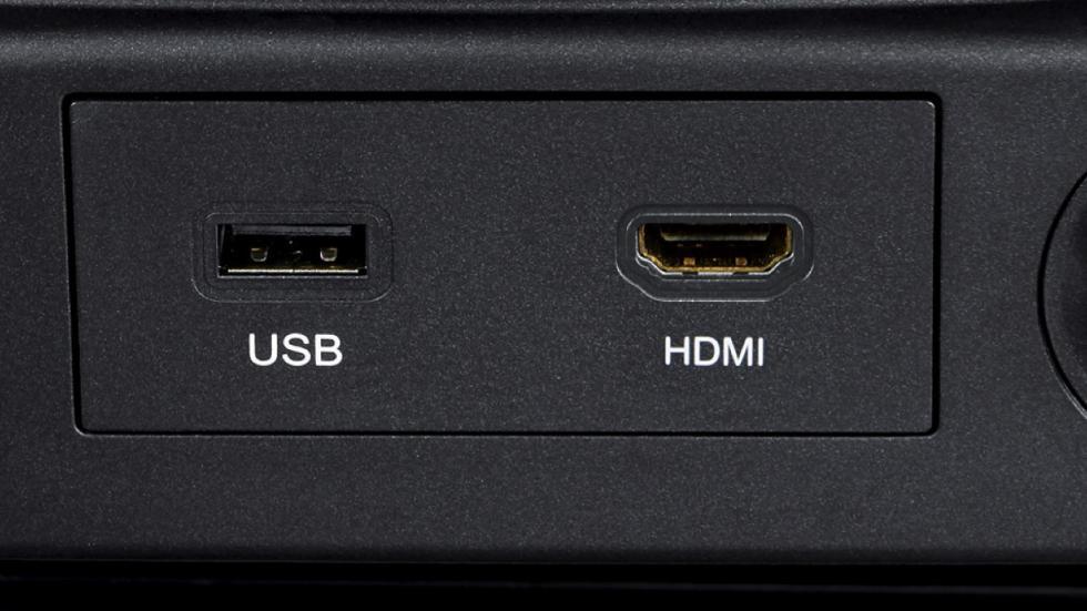SsangYong XLV HDMI