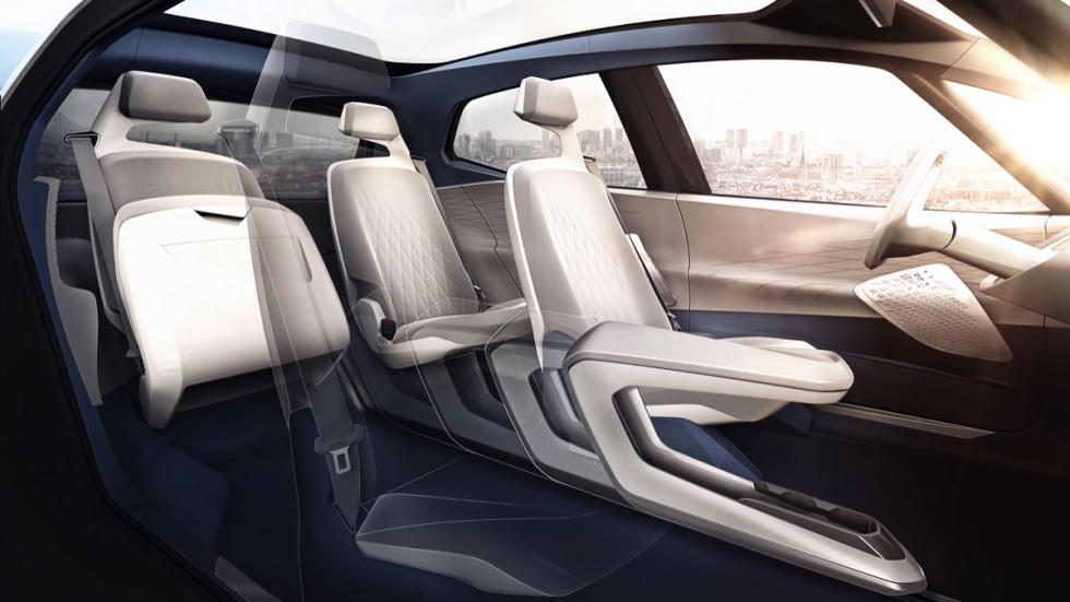 Volkswagen I.D asientos