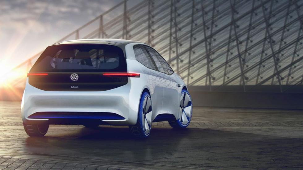 Volkswagen I.D trasera