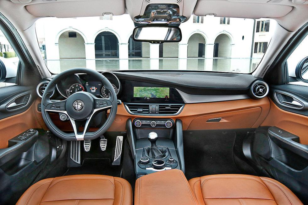 ¡Lo probamos! Alfa Romeo Stelvio