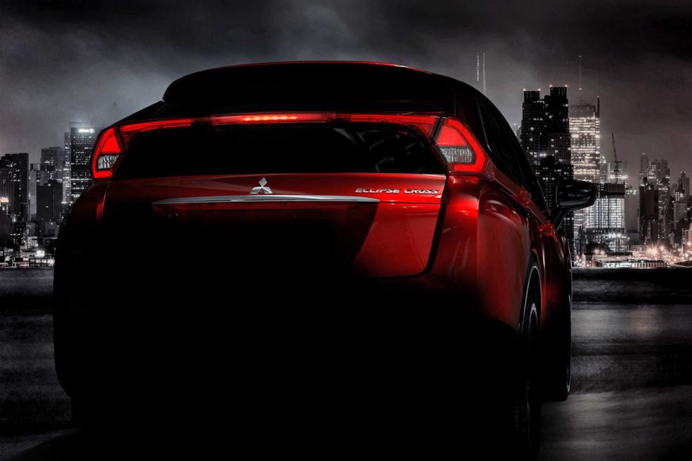 Mitsubishi presentará su nuevo SUV: el Eclipse Cross...