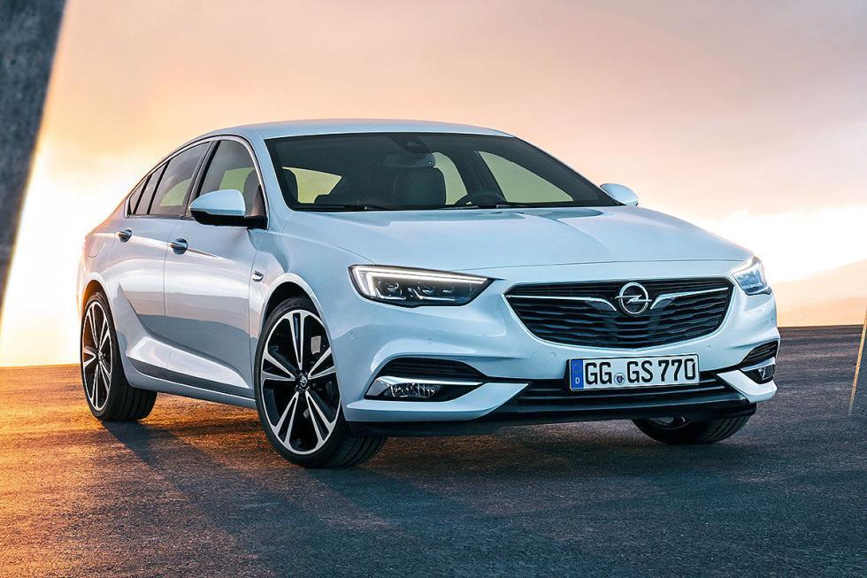 Se presentará la segunda generación del Opel Insignia. Más ligero, mejor acabado