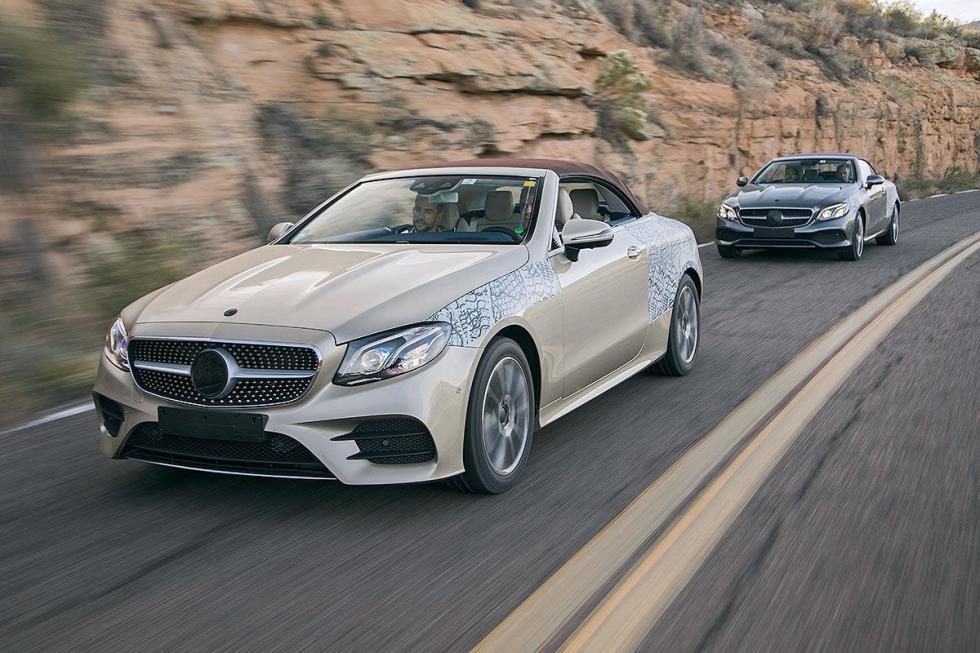 Veremos por fin el Mercedes Clase E Cabrio sin camuflaje, aunque AUTOBILD ya tuv