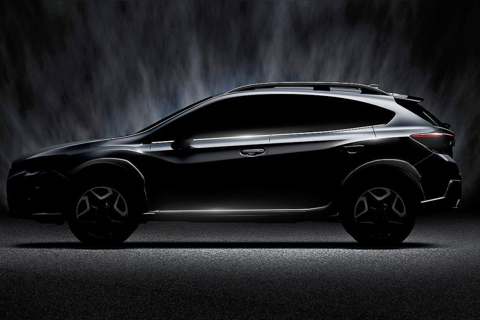 Segunda generación del SUV compacto Subaru XV. Mantiene la tracción permanente y