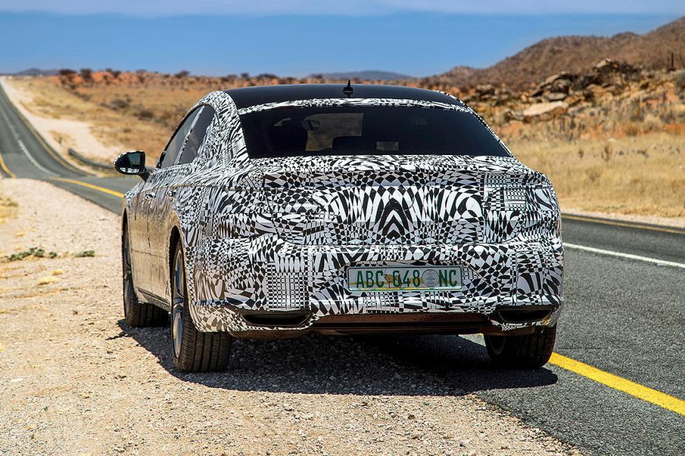 Veremos el Volkswagen Arteon sin camuflaje: un Passat, pero con mucho más refina