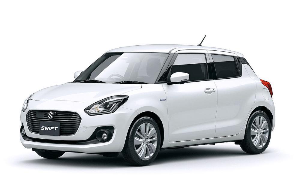 Por fin veremos el nuevo Suzuki Swift.