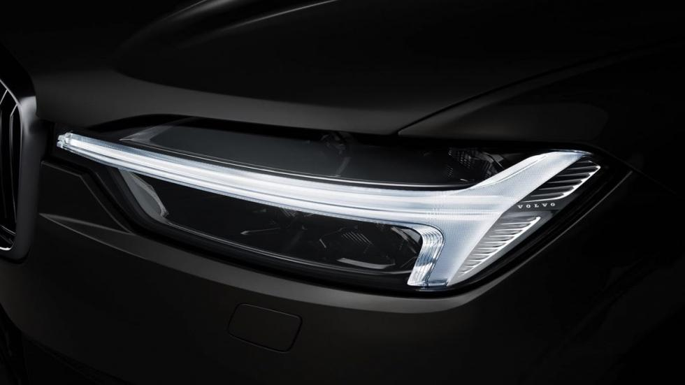 Volvo XC60 2017 faro