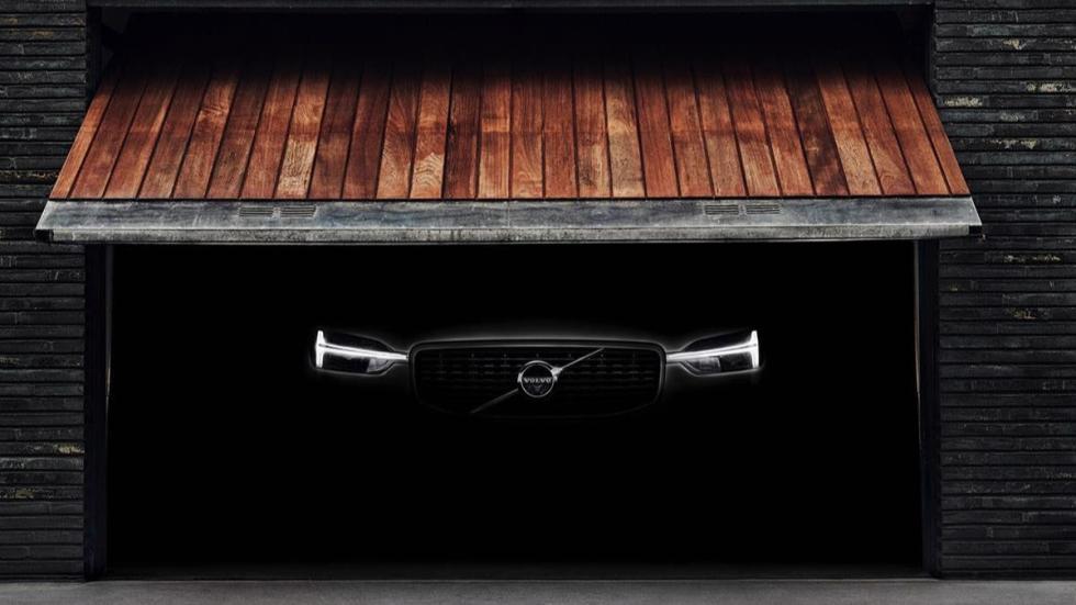 Volvo XC60 2017 teaser