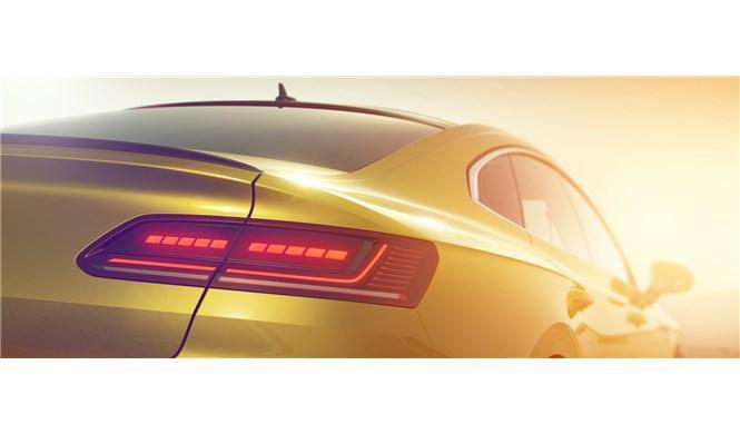 Teaser Volkswagen Arteon