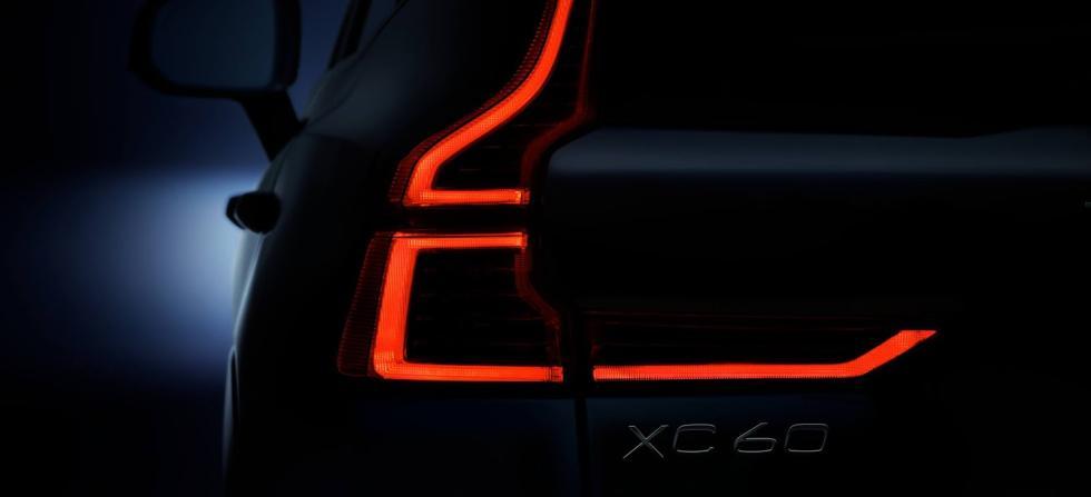 Volvo XC60 2017 teaser 4