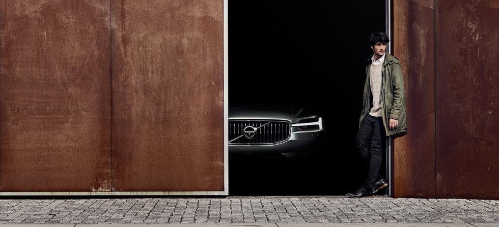 Volvo XC60 2017 teaser 5