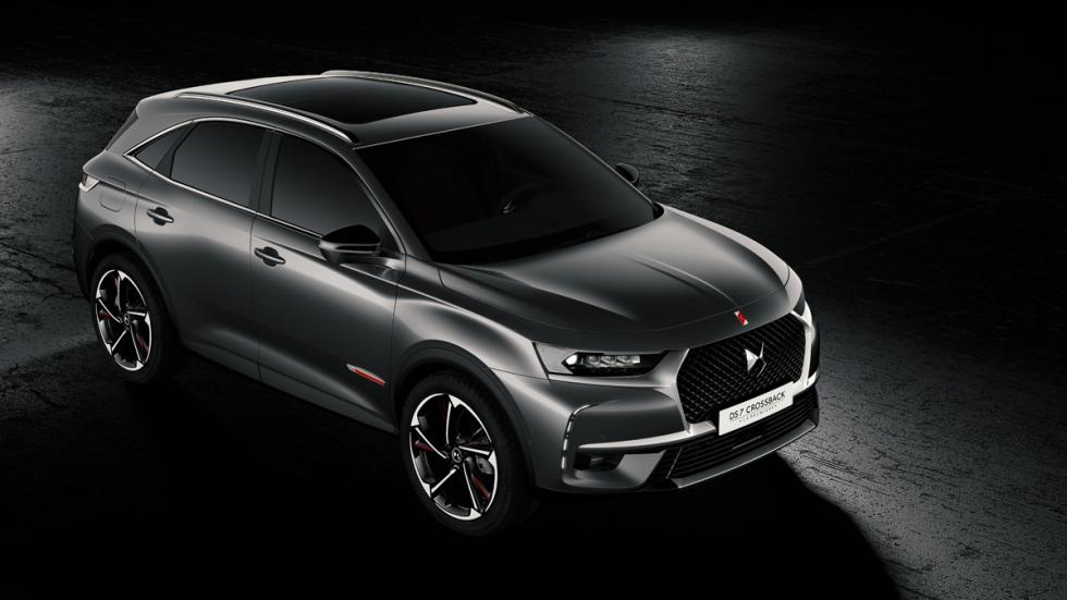 ds7 crossback el nuevo suv premium franc s ya est aqu sal n del autom vil de ginebra 2017. Black Bedroom Furniture Sets. Home Design Ideas