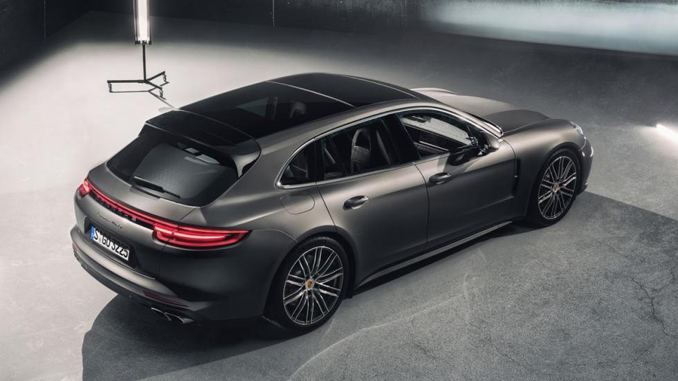Porsche Panamera Sport Turismo 2017 zaga