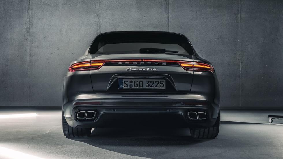 Porsche Panamera Sport Turismo 2017 culo