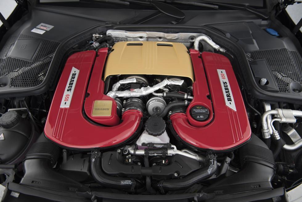 Mercedes C 650 Cabrio by Brabus