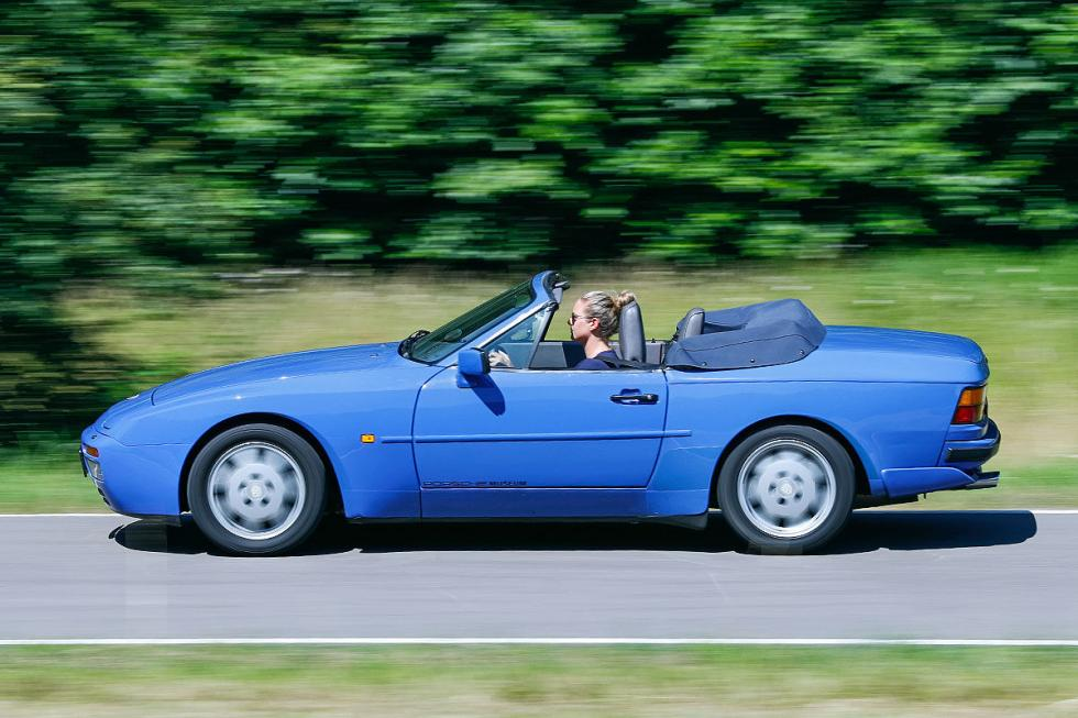 Cara a cara: Porsche 718 Boxster/ Porsche 944 Turbo Cabrio