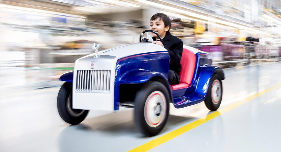 El Rolls-Royce SHR