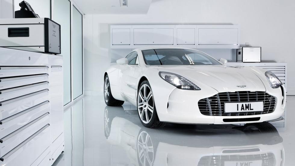 5 mejores Aston Martin de la Historia