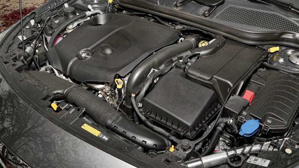 Infiniti QX30 motor