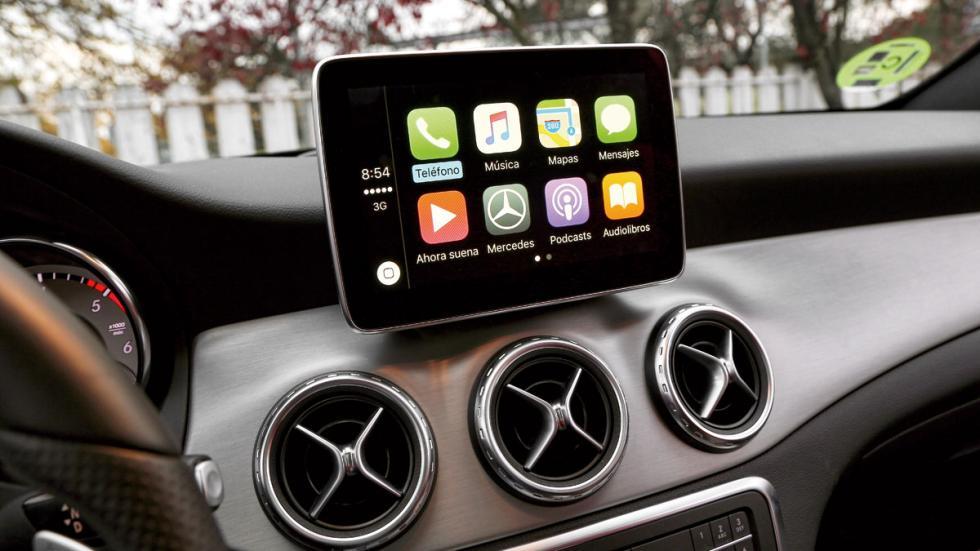 Mercedes GLA conectividad