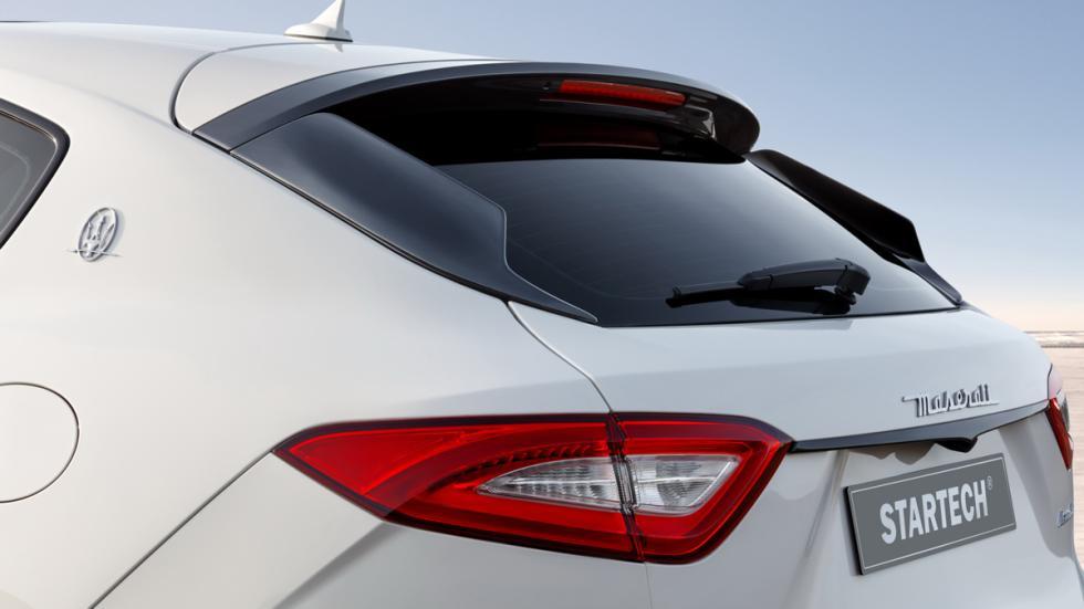 Maserati Levante Startech alerón